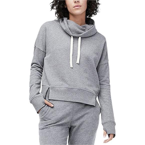 BNWOT Miya Funnel Neck UGG sweatshirt